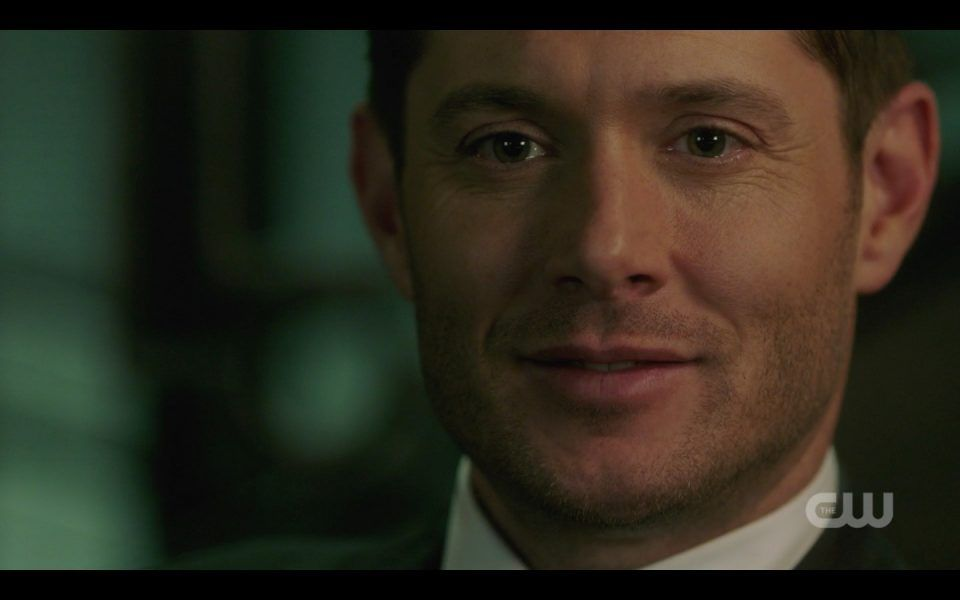michael being evil for dean winchester smile spn 1410