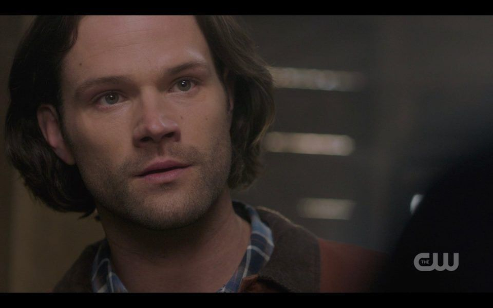 sam winchester all right to dean spn 1411