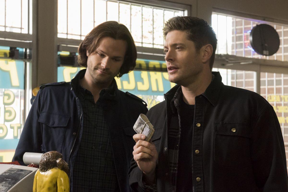 supernatural damaged goods saves season 14 2019 images