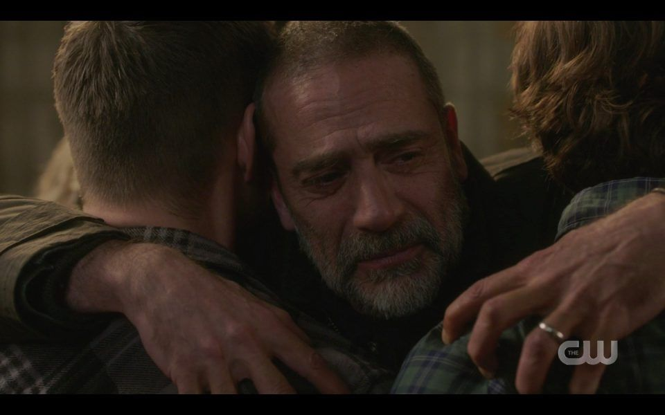 SPn 1413 john winchester making sure sam dean take care of each other
