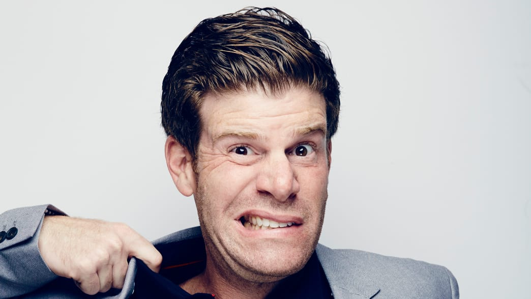 Steve Rannazzisi faked working at Twin Towers on 9 11