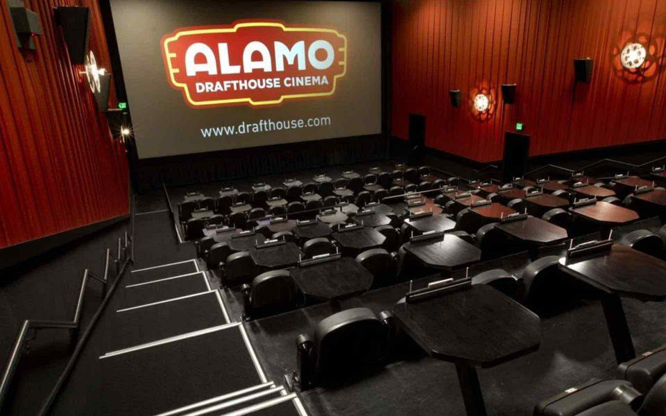 Alamo Drafthouse Cinema theater subscription service discounts 2019