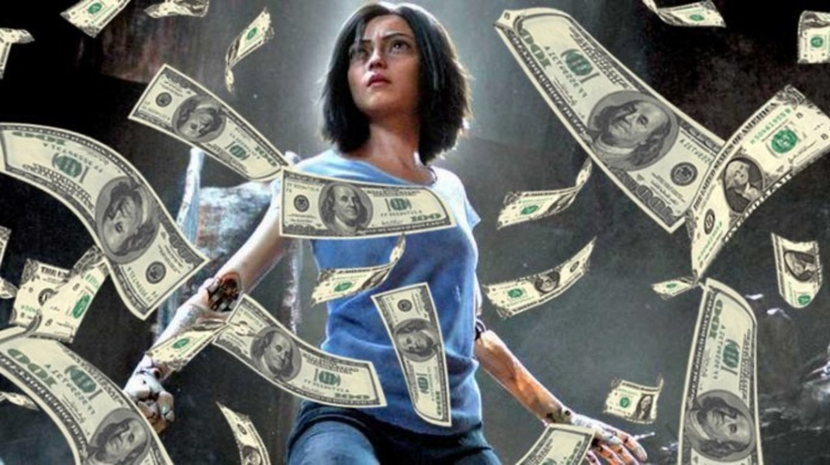 Alita Battle Angel Box Office