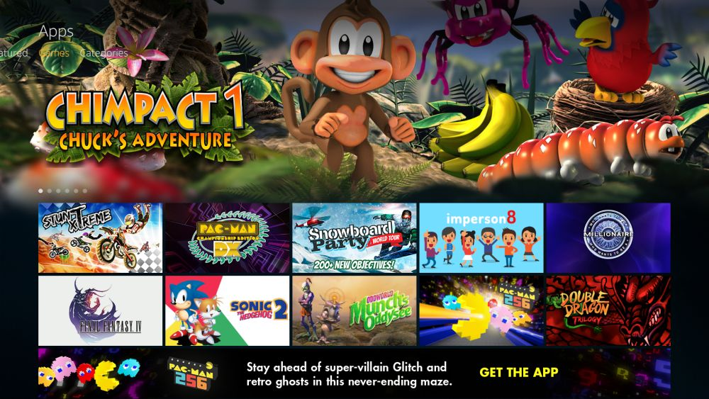 amazon firestick apps and new games