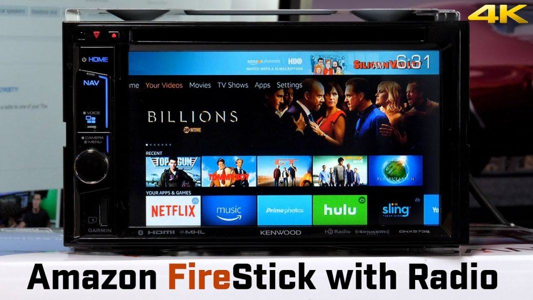 amazon firestick with radio and audio streaming