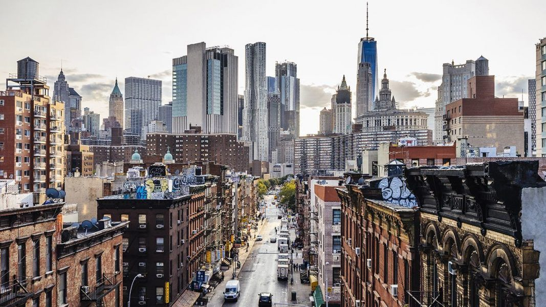 can new york city beat silicon valley for technology