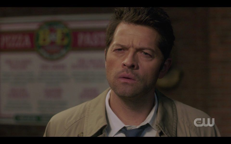 castiel doesnt recognize sam or dean spn 1413