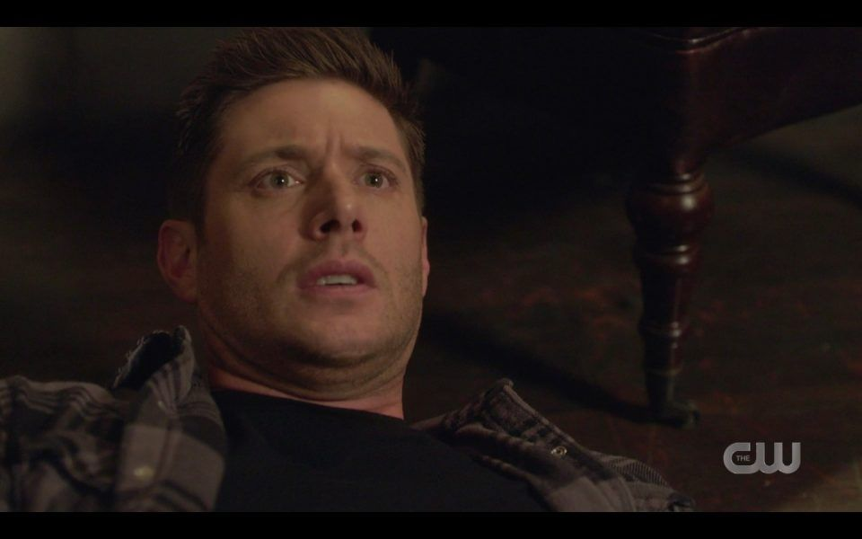 dean winchester shocked to see daddy john spn 1413