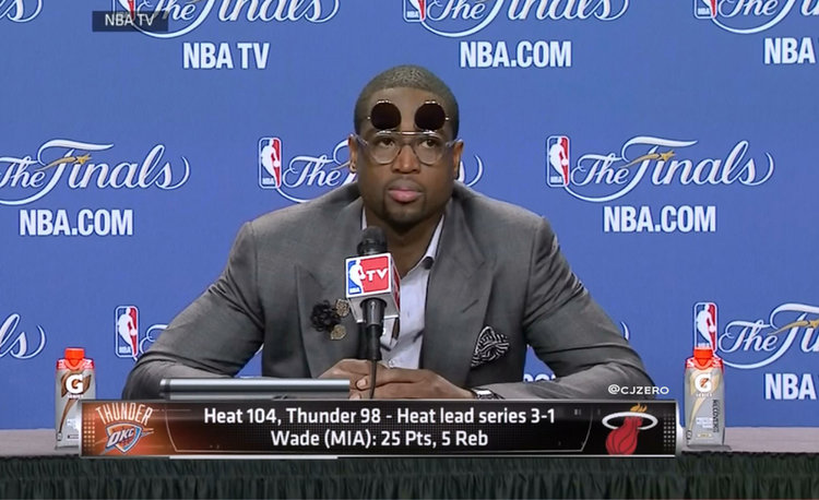 dwyane wade glasses