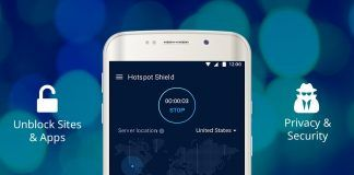 hotspot shield protection