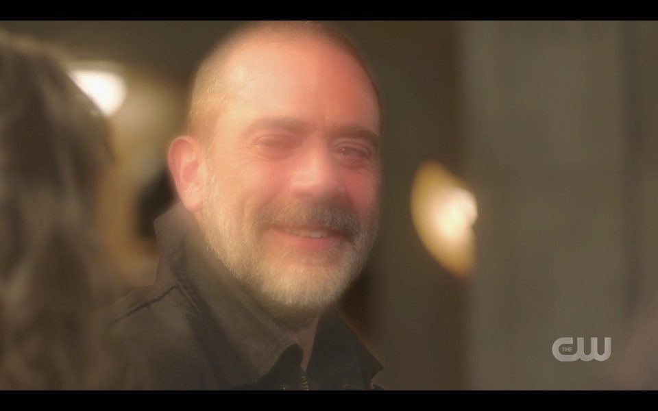john winchester hazy looking at dean winchester lebanon spn