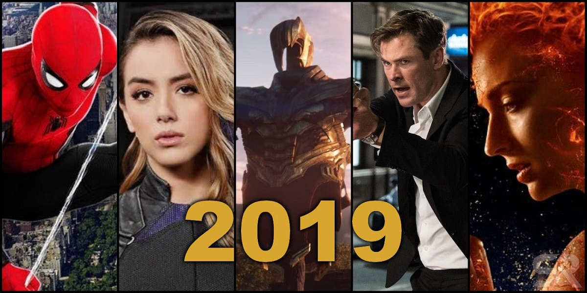 Www 2019nithin Newfilm Com: Top Four Marvel Films To Look Forward To In 2019