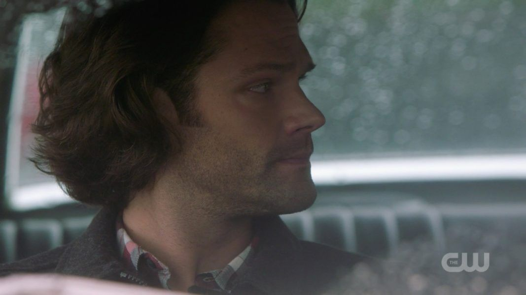 sam to dean you were the one who was always there for me spn 1412 prophets