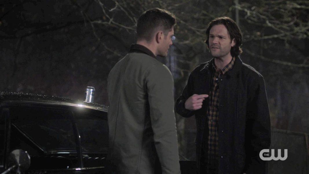 sam winchester angry at dean sorry how sorry are you 1412