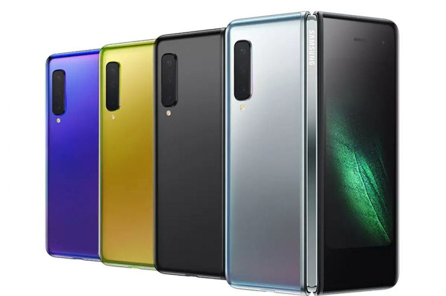 samsung galaxy fold color choices images