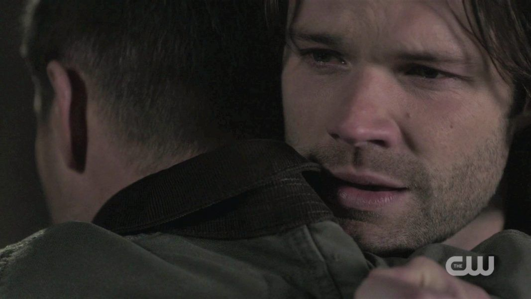 spn 1412 sam to dean why dont you believe in us too