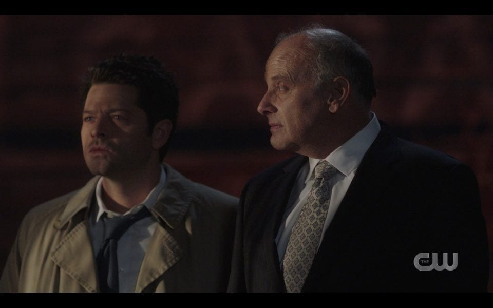 spn 1413 zachariah to castiel come on constantine