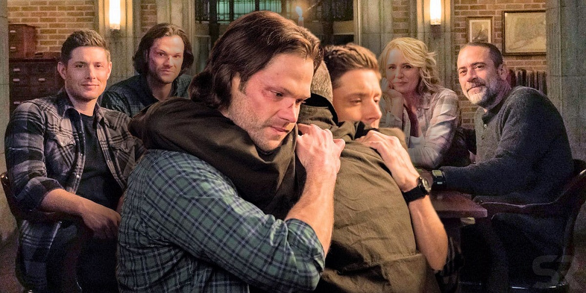 supernatural prophet and loss winchester brothers addictive tv1412