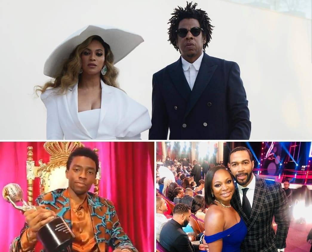 50th Annual NAACP Image Awards winners Beyonce, The Carters, Black-ish, Power, Empire and Black Panther
