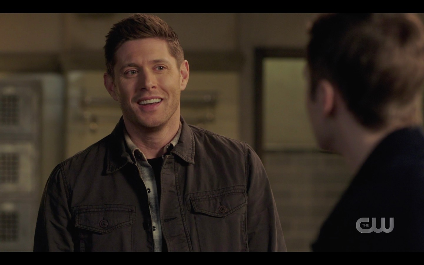 Dean Winchester mentions feeding bacon to Jacks snake spn 1415