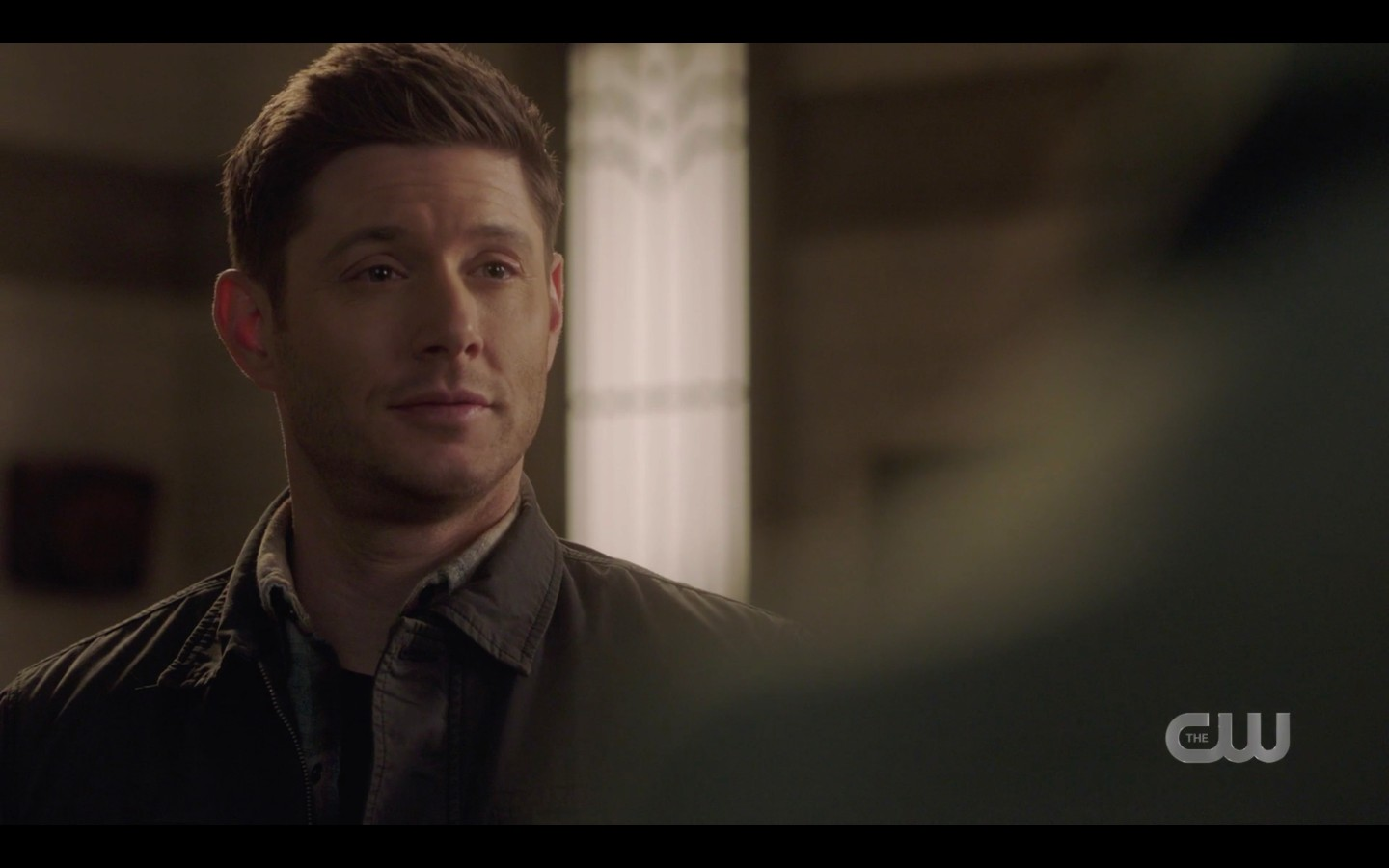 Dean Winchester to Sam I hear you wore a cardigan spn 1415