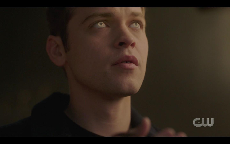 Jack eyes going white demon supernatural peace of mind alex calvert