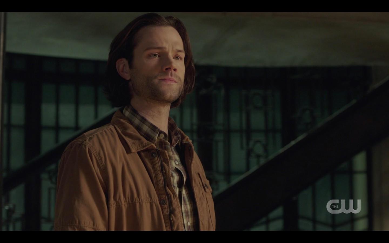Sam Winchester dramatic flashbacks Peace of Mind Supernatural