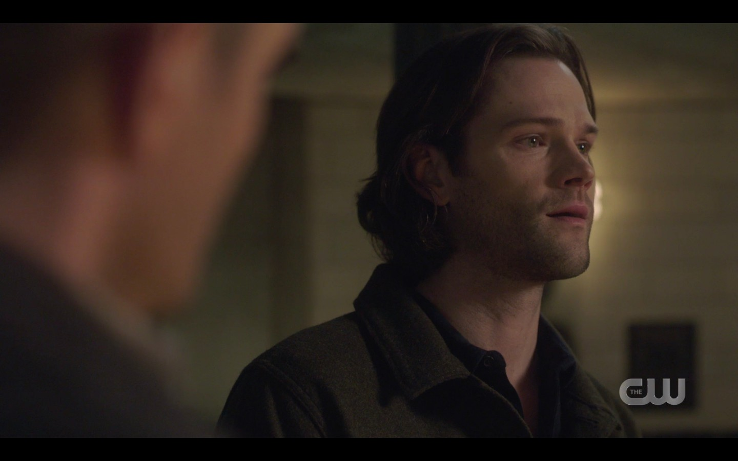Sam Winchester to dean i guess it wasn't real spn 1415