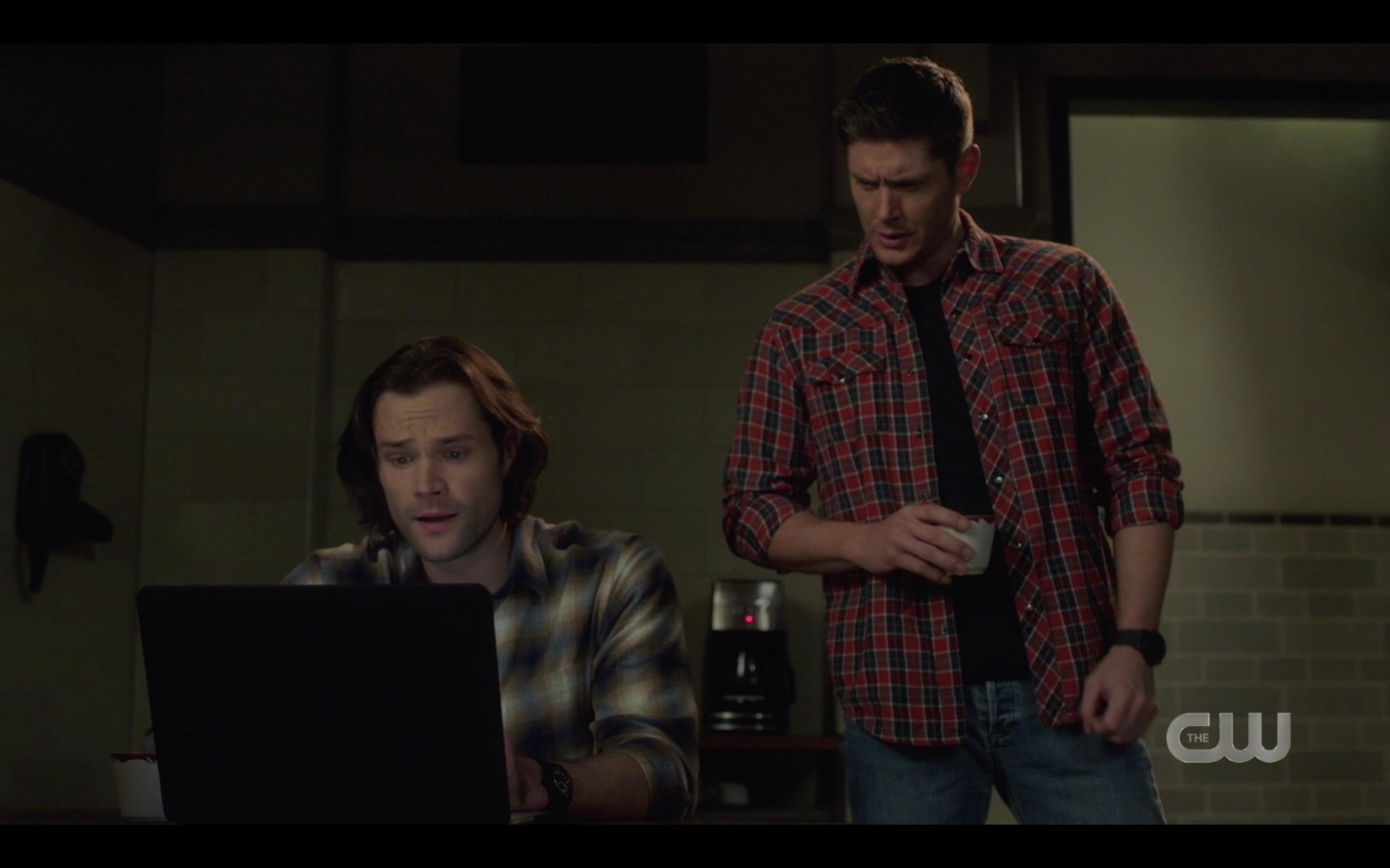 Sam to Dean Internet is more than just naked people. Not my internet SPN 14.16