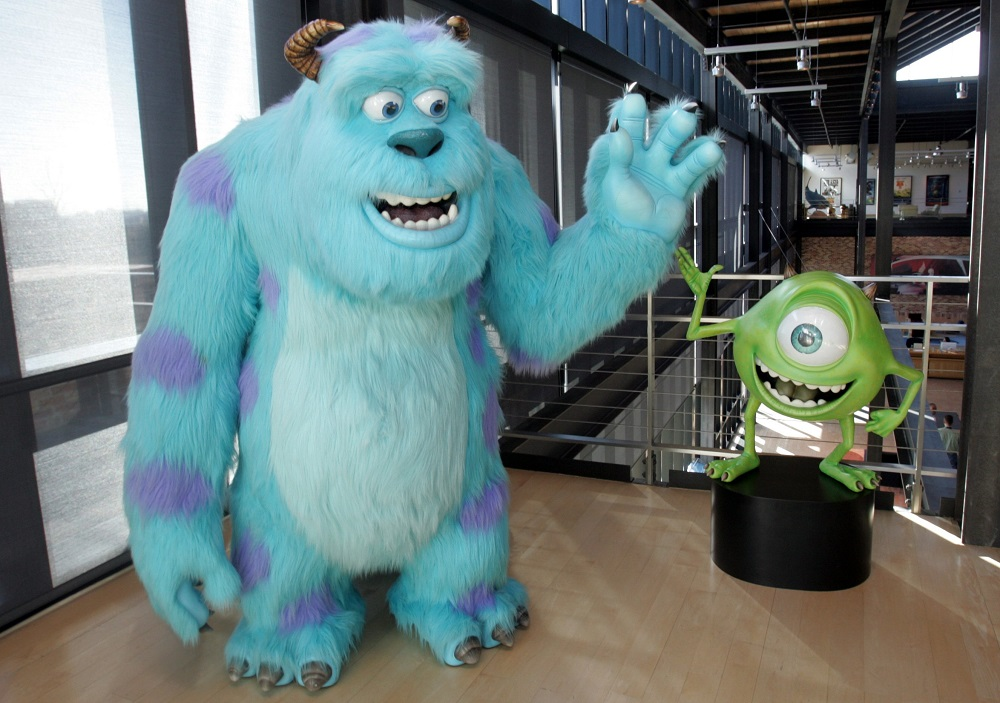 Disney Pixar not making Book a sequel to Monsters Inc film.