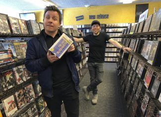documentary filmmakers taylor morden zeke kamm show their last blockbuster movie 2019