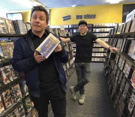documentary filmmakers taylor morden zeke kamm show their last blockbuster movie 2019