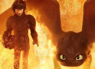 how to train your dragon tops box office 2nd week in March