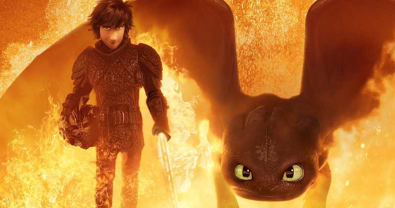 How to Train Your Dragon tops box office 2nd week March 2019
