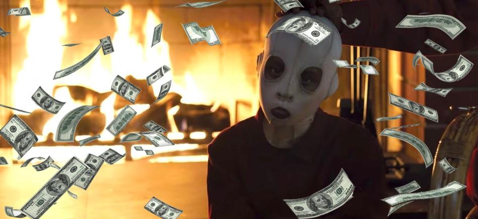 Jordan Peels Us horror movie big box office opening