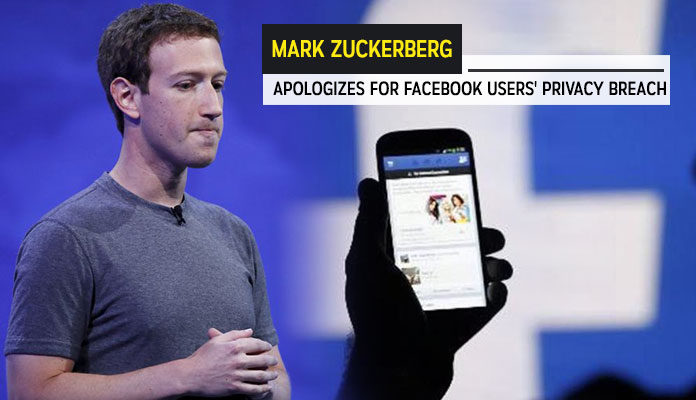 Mark Zuckerberg apologize for Facebook privacy breach with cambridge.