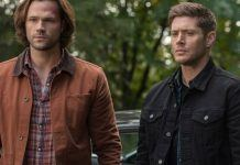 supernatural 14.14 ouroboros winchester brothers images 2019