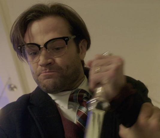 supernatural 1415 peace of mind geeky sam winchester knifing castiel 2019