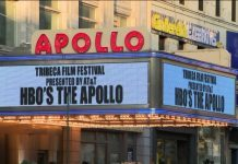 2019 tribeca film festival takes it to the apollo movie images