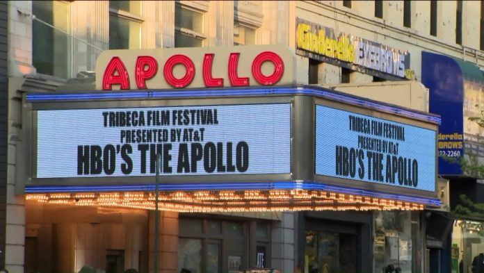 2019 tribeca film festival takes it to the apollo movie images