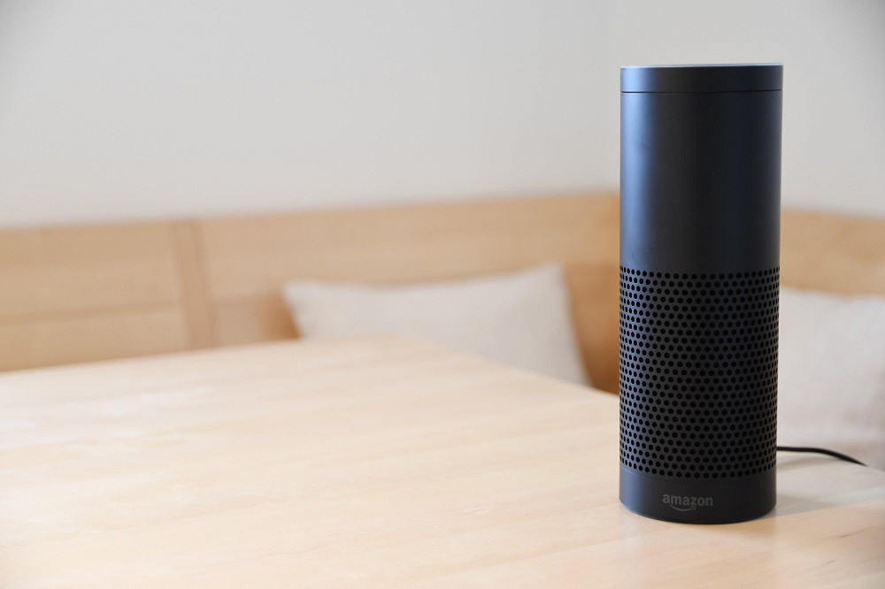 Amazon Alexa smart home control