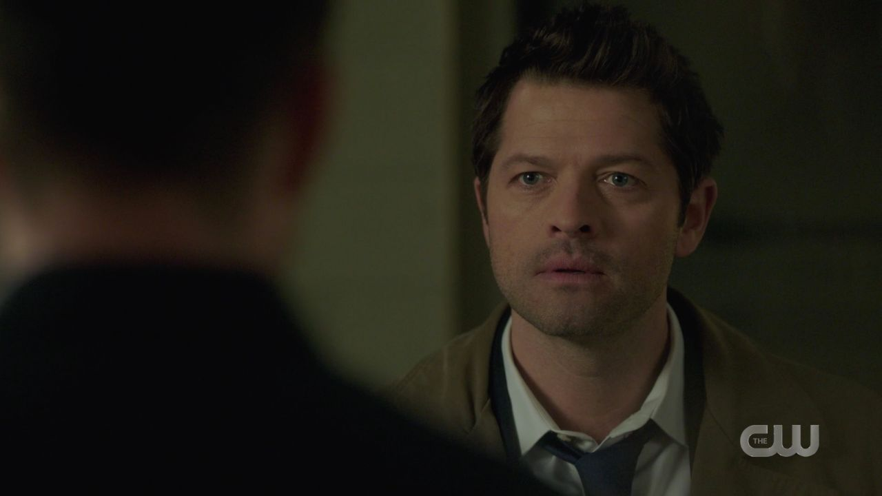 Cas to Dean No Your like Dumah manipulating him 2019