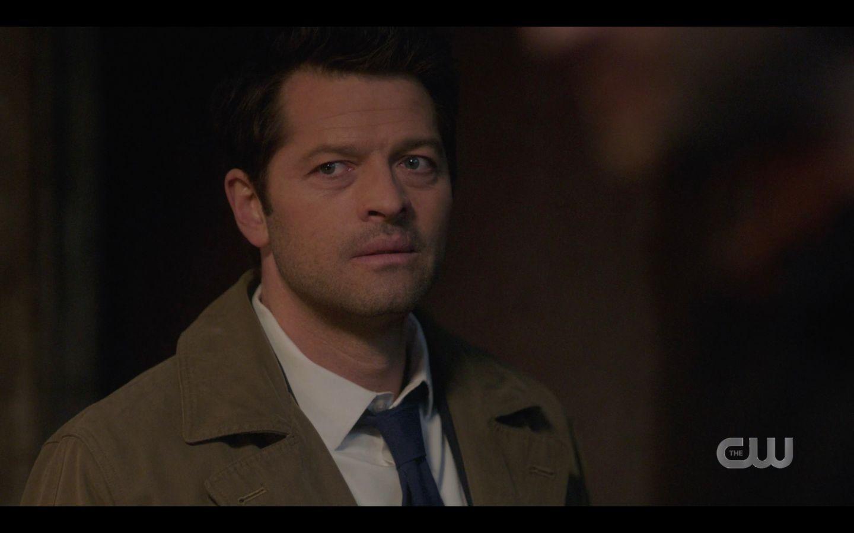Castiel to Dean Winchester I failed you I failed Jack SPN 14.18