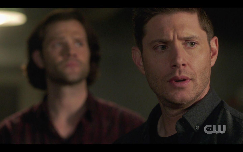 Dean Sam Winchester emotional scene in Season 14 finale