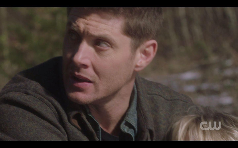 Dean Winchester broken after finding Marys dead body SPN 14.18