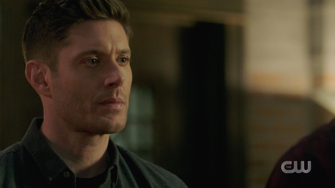 Dean Winchester cold with Jack after Marys death SPN 14.19