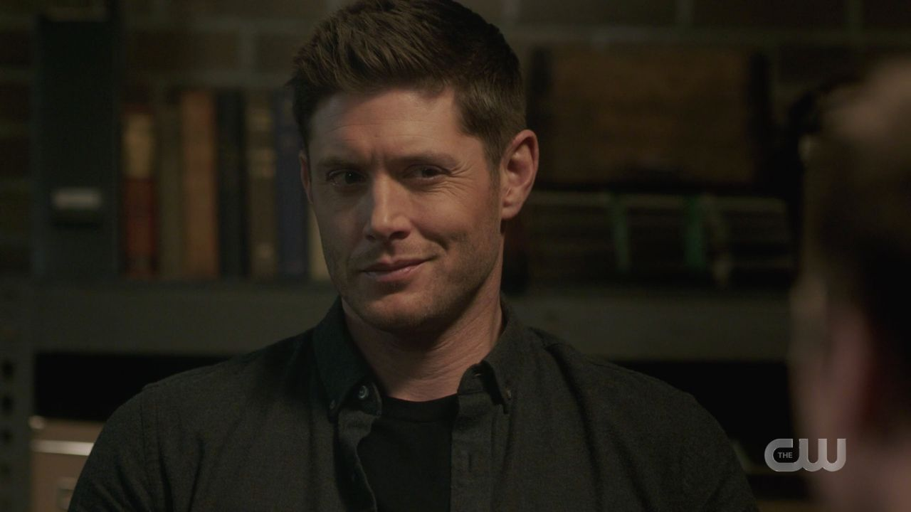 Dean Winchester emotional with Jack negotiation talk 14.19 SPN
