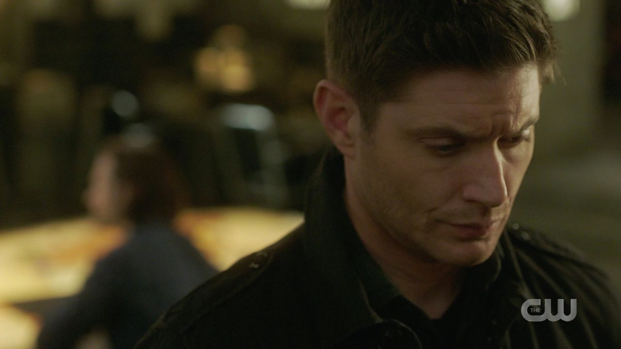 Dean Winchester in very dark place about Mary SPN 14.19