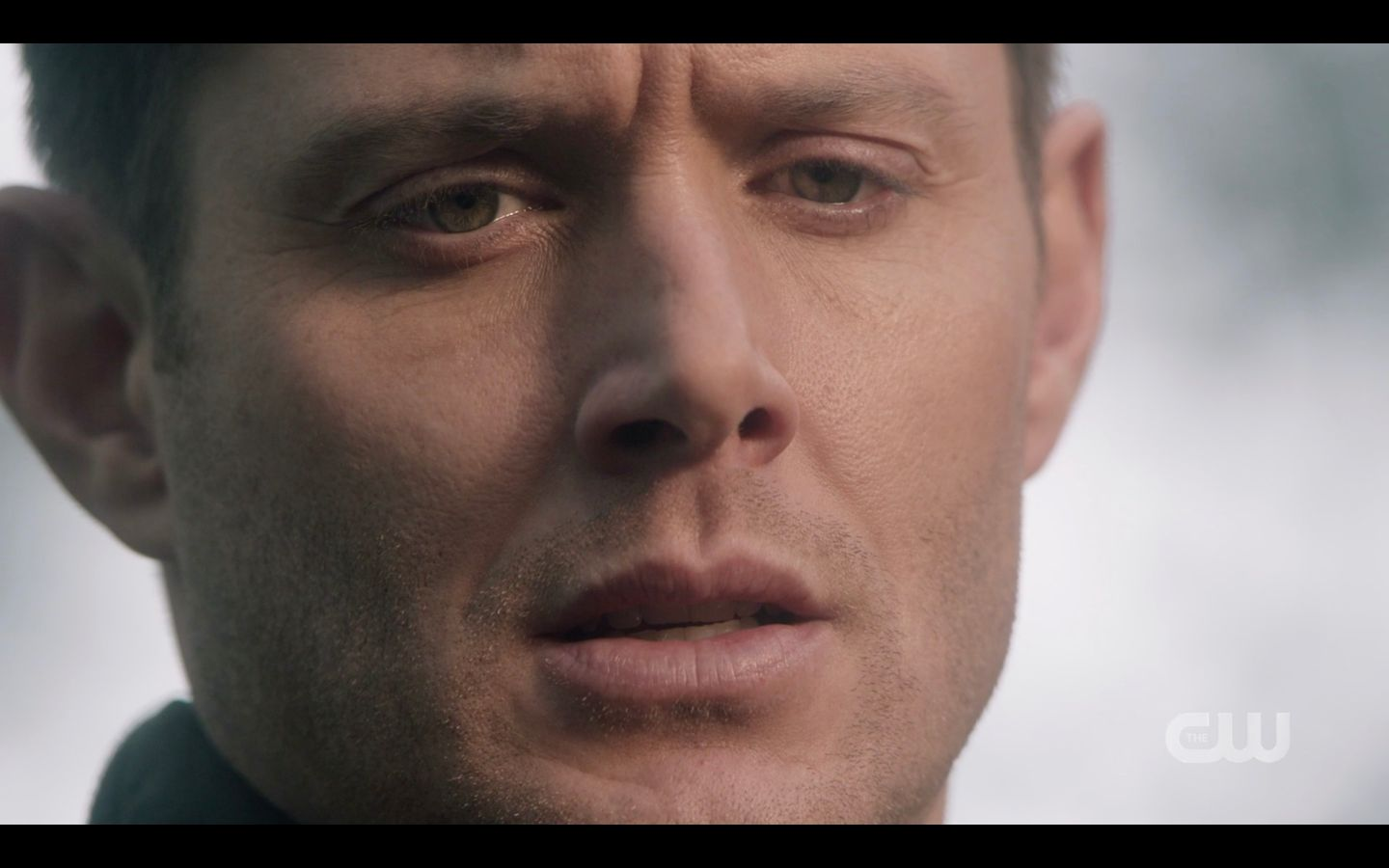 Dean Winchester realizes he cant shoot Jack in head SPN 14.20