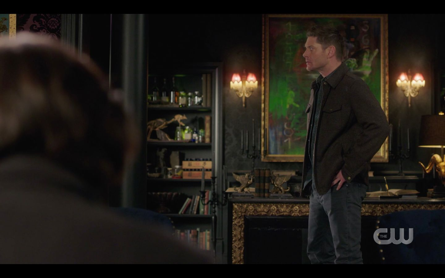 Dean Winchester to Sam Cas should have told us SPN 14.18